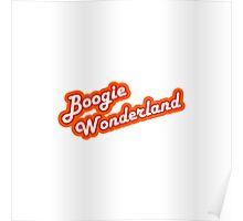 Boogie Wonderland Poster