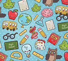 Back to School by Anna Alekseeva