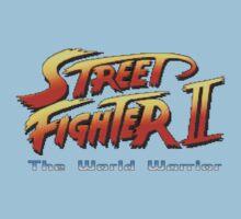 Street Fighter II: The World Warrior Baby Tee