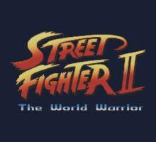 Street Fighter II: The World Warrior Kids Tee