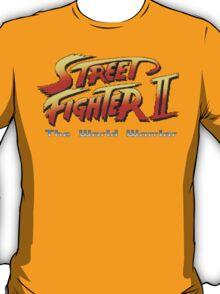 Street Fighter II: The World Warrior T-Shirt