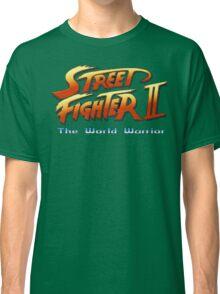 Street Fighter II: The World Warrior Classic T-Shirt