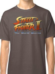 Street Fighter II: The World Warrior Classic T-Shirt