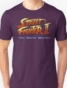 Street Fighter II: The World Warrior Unisex T-Shirt