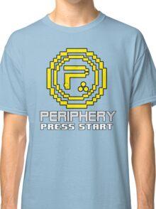 Periphery 8-bit Yellow/Ketchup vs. Mustard Classic T-Shirt