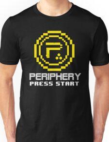 Periphery 8-bit Yellow/Ketchup vs. Mustard Unisex T-Shirt