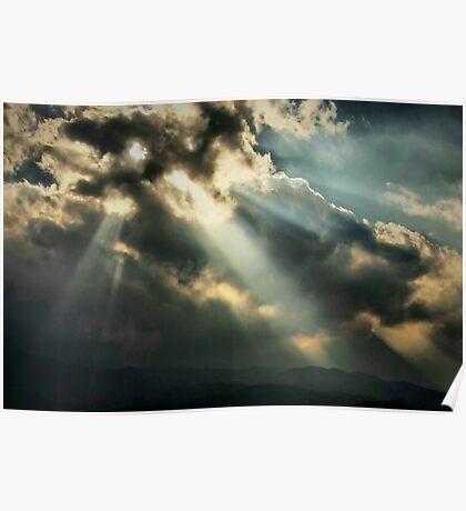 Holes in the Floor of Heaven Poster