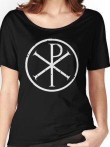 CHI RHO Women's Relaxed Fit T-Shirt