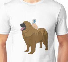 Braveheart Dog Unisex T-Shirt