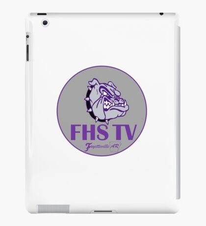FHS TV Logo iPad Case/Skin