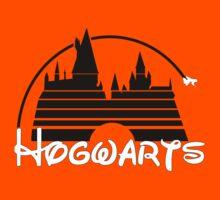 Hogwarts castle (black) Kids Clothes