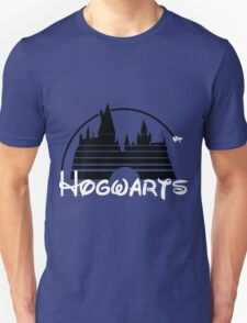 Hogwarts castle (black) T-Shirt