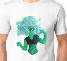 Darklit Under the Sea Malachite Unisex T-Shirt