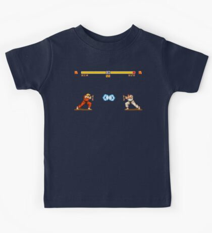 Ken vs. Ryu Kids Tee