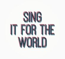 SING Kids Clothes
