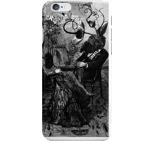 I Say Hon! Can You Hear a Ticking Noise. iPhone Case/Skin
