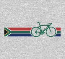 Bike Stripes South Africa One Piece - Long Sleeve