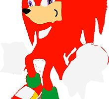 Knuckles by kczotter