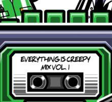 Everything is Creepy Mix Vol. 1 Sticker