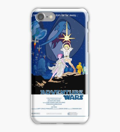 Adventure Wars iPhone Case/Skin