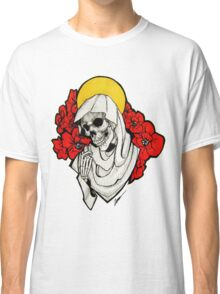 Death and Poppies Classic T-Shirt