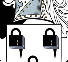 Blacklock Coat of Arms (Scottish) Sticker