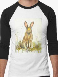 The Spring Hare Men's Baseball ¾ T-Shirt