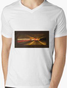 Solar warp 1 Mens V-Neck T-Shirt