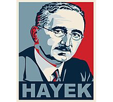 Friedrich Hayek Photographic Print