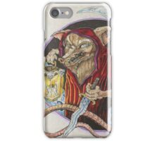 Rat Thief iPhone Case/Skin