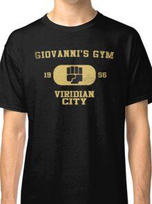 Giovanni's Gym Vintage Classic T-Shirt
