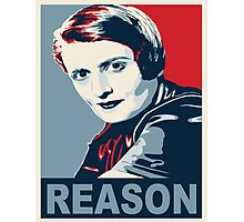 Ayn Rand Photographic Print