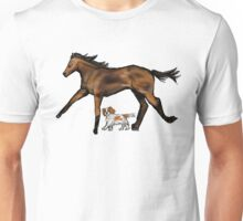 holly racing  Unisex T-Shirt
