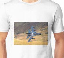 Marham 62 RAF Tornado at CAD West Mach Loop Wales Unisex T-Shirt