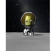 Kerbal Space Program Phone Case Photographic Print