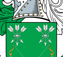 Bower Coat of Arms (Scottish) Sticker