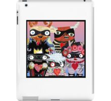 Artist Monsters iPad Case/Skin