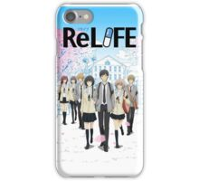 ReLife Poster - ReLife iPhone Case/Skin