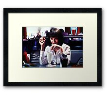 Five Dollar Shake Framed Print