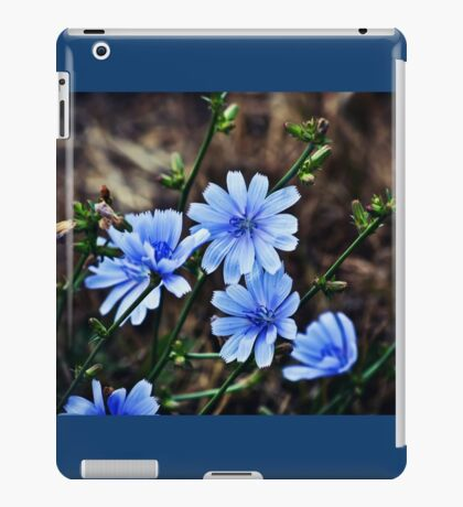 The Sky-Kissed Flowers iPad Case/Skin