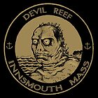 Devil Reef Innsmouth Mass by aglastudio