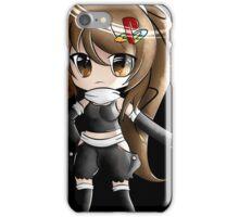 Chibi Playstation Girl iPhone Case/Skin