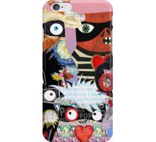 Artist Monsters iPhone Case/Skin