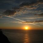 Spearing The Sunrise - from Otford Lookout by muz2142
