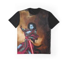 Chiss Sith Inqusitor Graphic T-Shirt