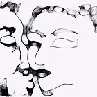 The Kiss VI -(010914)- Digital artwork/Harmony by paulramnora