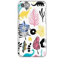Walk with Dinosaurs iPhone Case/Skin