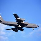 KC-135 Landing @ Avalon Airport 2001 by muz2142