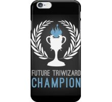 Triwizard World Cup Champ iPhone Case/Skin