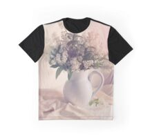 Still life with white privets Graphic T-Shirt